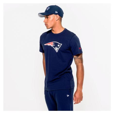 Pánské tričko New Era NFL New England Patriots Dark Blue