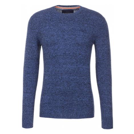 Elegantní svetr s kulatým výstřihem Superdry