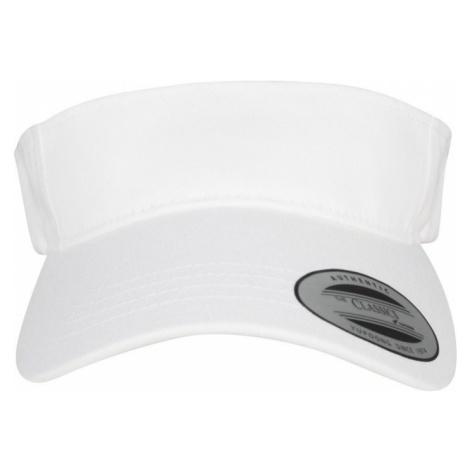 Curved Visor Cap - white Urban Classics