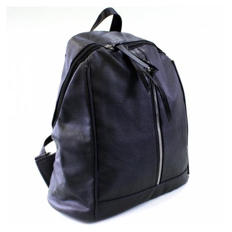 Černý praktický dámský batoh Abila Tapple