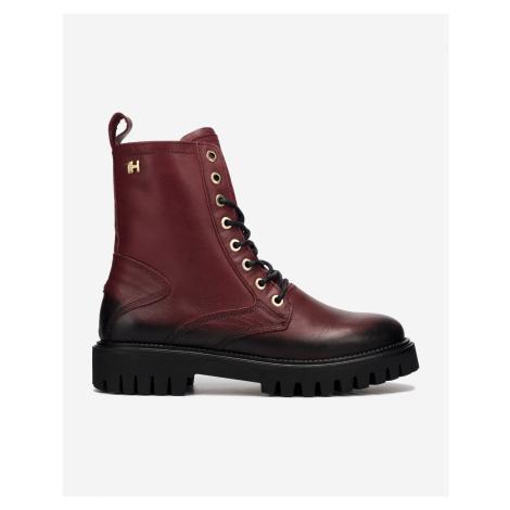 Shaded Leather Kotníková obuv Tommy Hilfiger