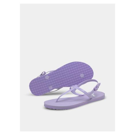 Puma fialové sandály