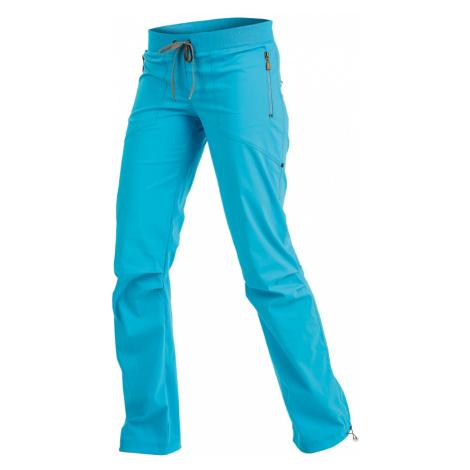 LITEX Kalhoty dámské dlouhé bokové. 99570504 tmavě tyrkysová