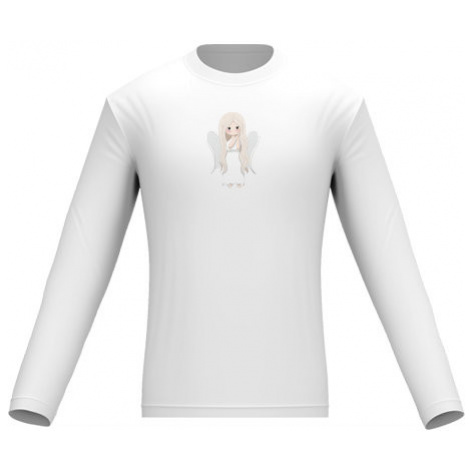 Pánské tričko dlouhý rukáv Andílek