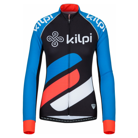 Dámský cyklodres KILPI RAPITA-W modrá