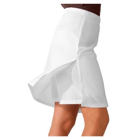 Blancheporte Kalhotová sukně bílá