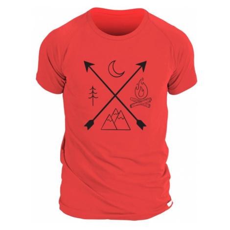 Nanosilver Adventure pánské tričko