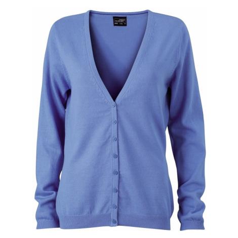 James & Nicholson Dámský bavlněný svetr JN660