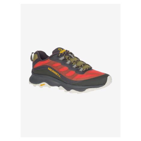 Moab Speed GTX Outdoor obuv Merrell Červená