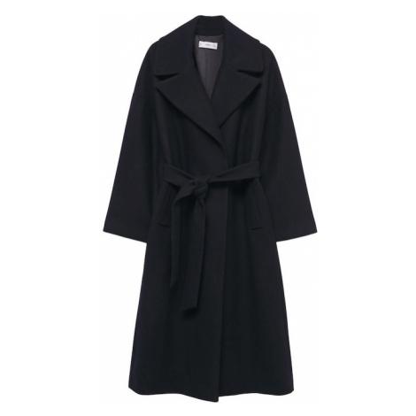 MANGO Přechodný kabát 'Time' královská modrá