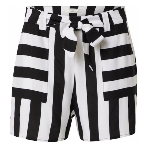 Guido Maria Kretschmer Collection Kalhoty 'Elia' bílá / černá
