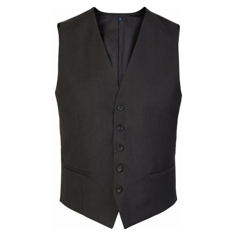 NEOBLU Pánská vesta MAX MEN 03166610 Anthracite