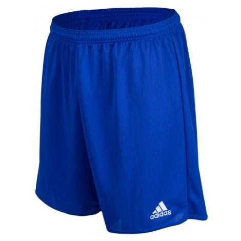 adidas PARMA 16 SHORT modrá - Fotbalové trenky