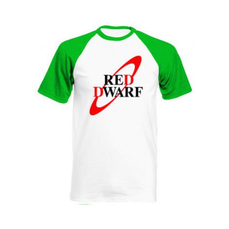 Pánské tričko Baseball Červený trpaslík