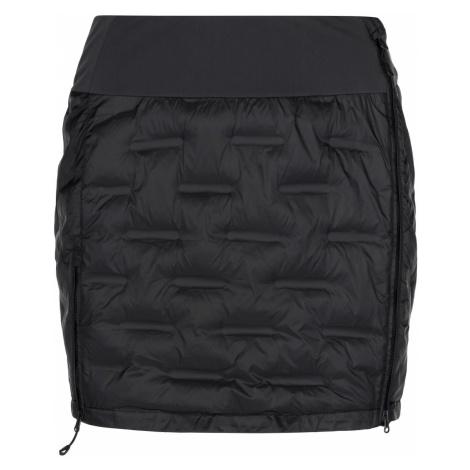 Dámská zimní sukně KILPI TANY-W černá