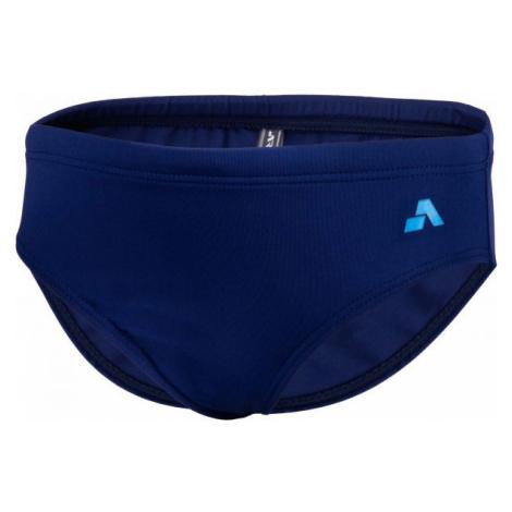 Aress HOR tmavě modrá - Chlapecké slipové plavky
