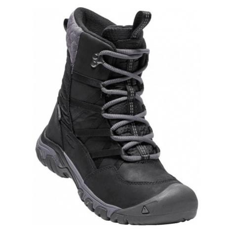 Keen HOODOO III LACE UP černá - Dámské zimní boty