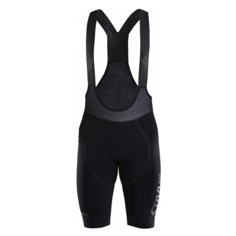 Pánské kraťasy CRAFT CTM Thermal Bib Shorts černá
