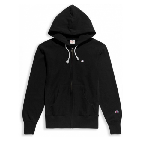 MIKINA CHAMPION Hooded Full Zip - černá