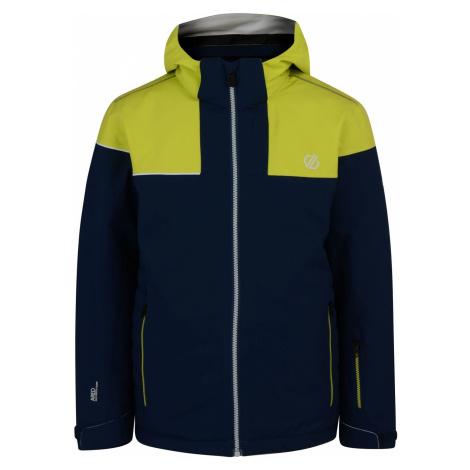 Dětská zimní bunda Dare2b ENTAIL tmavě modrá/zelená