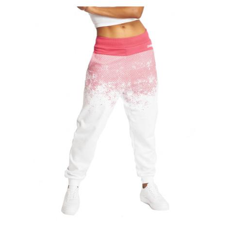 Dangerous DNGRS kalhoty dámské Sweat Pant DNGRS Fawn in white