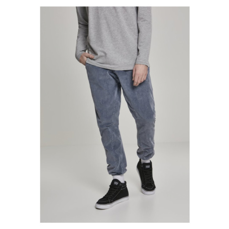 Acid Washed Corduroy Jog Pants Urban Classics