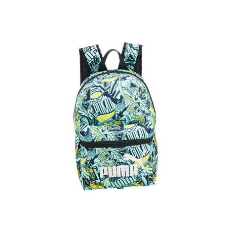Zelený batoh Puma Phase Small Bp