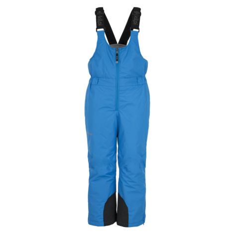 KILPI Chlapecké lyžařské kalhoty DARYL-JB JJ0012KIBLU Modrá