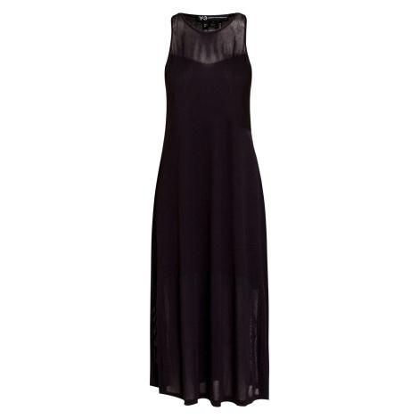 Šaty Y-3 černá