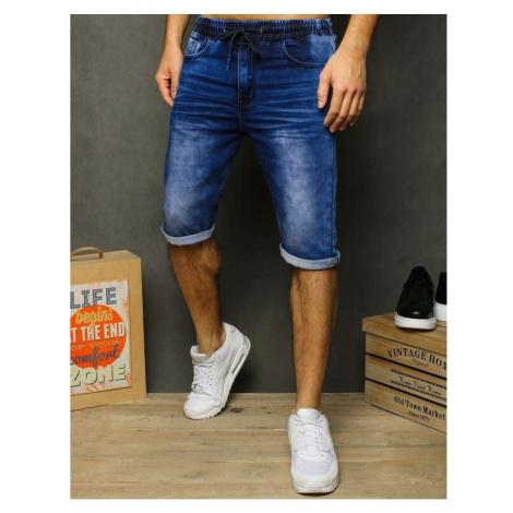 Men's denim blue shorts SX1210 DStreet