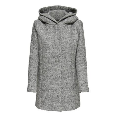 ONLY Dámský kabát ONLSEDONA Light Grey Melange