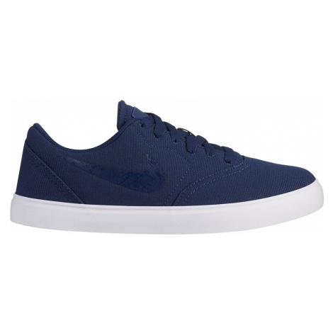 Nike SB Check Canvas Junior Skate Shoes