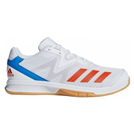 adidas COUNTERBLAST EXADIC bílá - Pánská házenkářská obuv