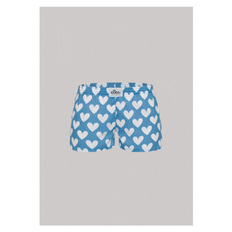 Dětské trenýrky Modré se srdci elka-underwear
