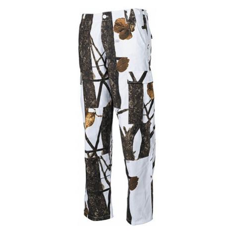 Kalhoty BDU-RipStop lovecká camo zimní Max Fuchs