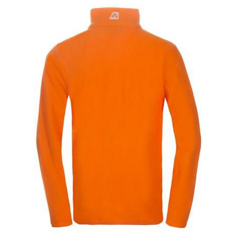 Dětská mikina Alpine Pro CASSIUSO 2 - oranžová