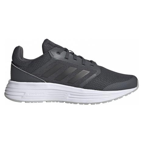 Šedé dámské běžecké boty Adidas