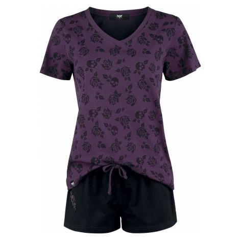 Black Premium by EMP Home Wear Set Dívčí domácí oblečení šeríková