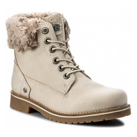 Turistická obuv WRANGLER - Creek Alaska WL172507 Cream 182