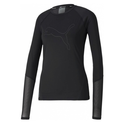 Dámské tričko Puma Runner ID Černá