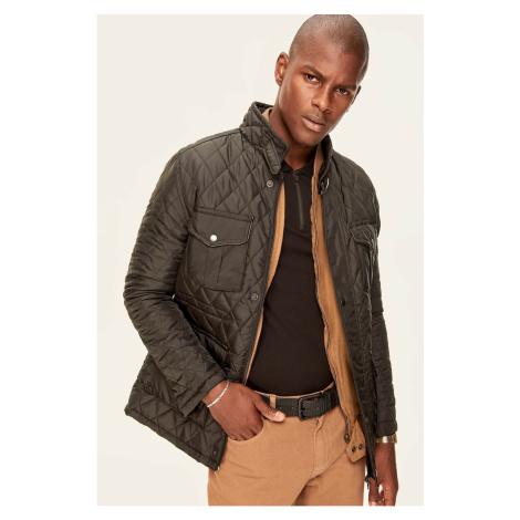 Trendyol Black Men's Jacket-Quilted