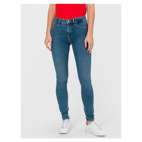 Essential TH Flex Como Jeans Tommy Hilfiger Modrá