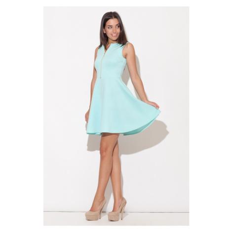 Dámské šaty K098 mint Katrus