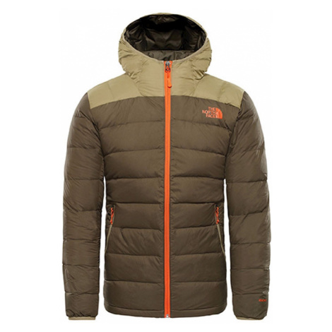 The North Face M La Paz Hooded Jacket Nwtpgn/Tmblwdgn hnědé T0CYG95XE