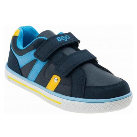 Bejo LASOM JR modrá - Juniorská volnočasová obuv