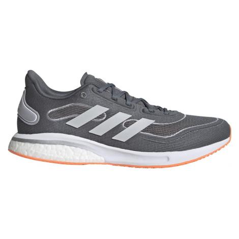 Běžecké boty adidas Supernova Šedá / Oranžová