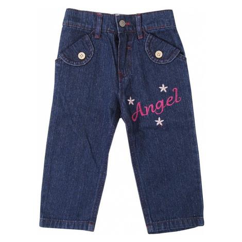 Dívčí modré džíny angel