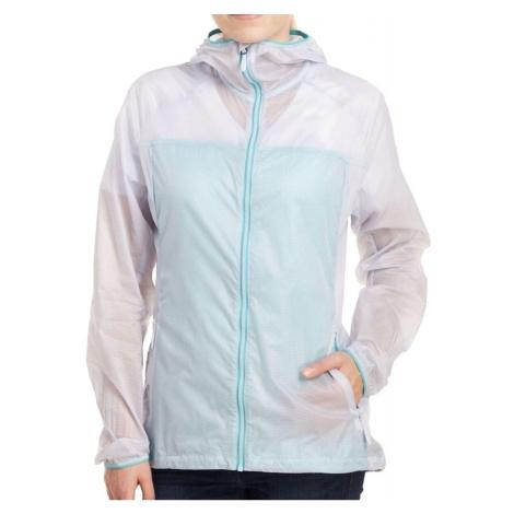 Dámská bunda adidas Mistral Wind Bílá / Zelená