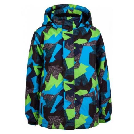 Lewro SIMA černá - Dětská snowboardová bunda