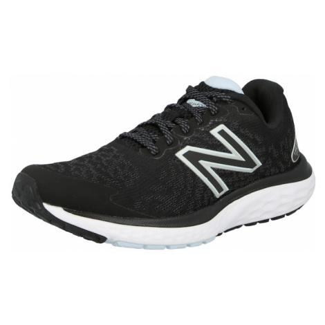 New balance Sportovní boty '680' černá / bílá
